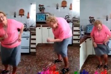 abuela cumbiera | Noticumbia